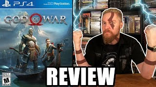 GOD OF WAR REVIEW PS4 - Happy Console Gamer