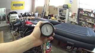 Як не потрібно (або потрібно) міряти компресію на 2Т моторі??