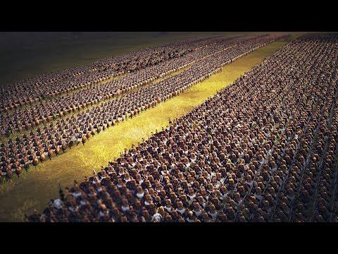 ЭТОГО НЕ МОЖЕТ БЫТЬ! Жесткая Битва с Чемпионом Турнира! Эпир VS Карфаген в Total War: Rome 2