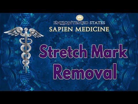 Stretch Mark Removal (energetic/psychic morphic fields programmed audio)