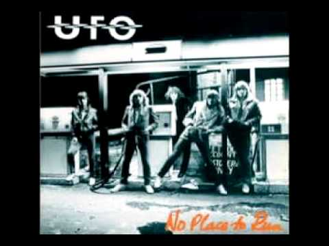 UFO-No Place to Run