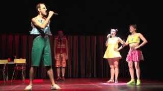 Les Grandes Gueules a capella - Boby Lapointe
