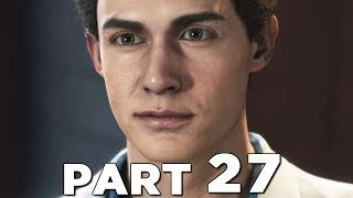 SPIDER-MAN PS4 Walkthrough Gameplay Part 27 - DOCTOR (Marvel's Spider-Man)