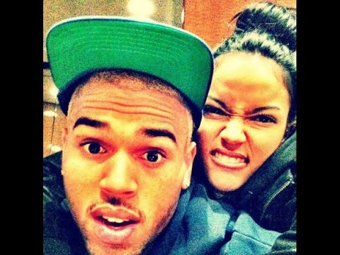 Karrueche Files Restraining Order on Chris Brown and Claims Chris Punched her in the Stomach.