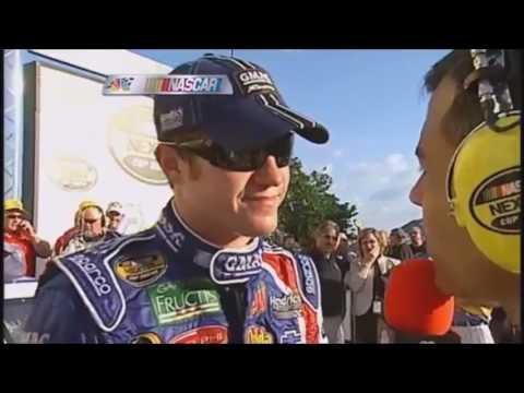 NASCAR Feuds: Dale Earnhardt, Jr.  vs. Brian Vickers