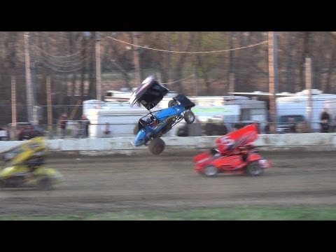 Wilmot '14 - Scott Uttech Crash