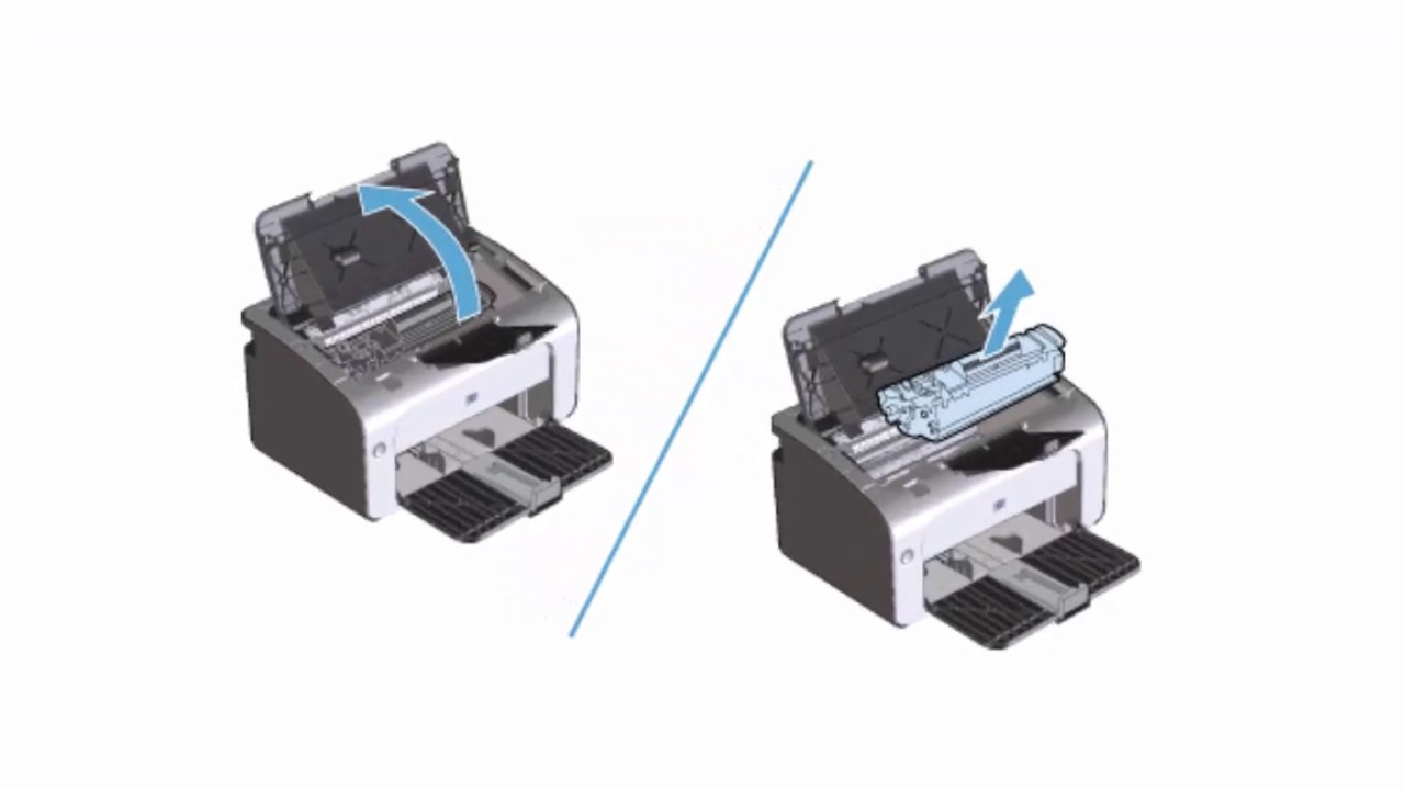 Hp Laserjet P1102 How Many Pages Per Cartridge To Change Opc Drum Printer Toner Katrid Ce285a 85a Price Pk