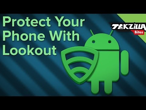 Protect Your Android With Lookout Security Antivirus