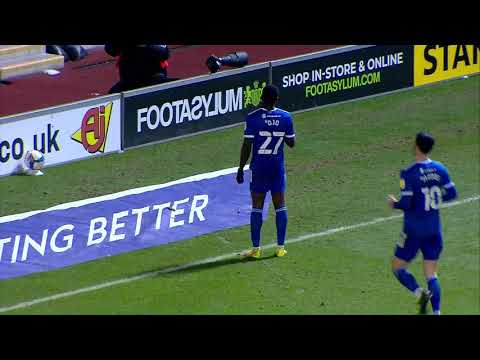 Rotherham Cardiff Goals And Highlights