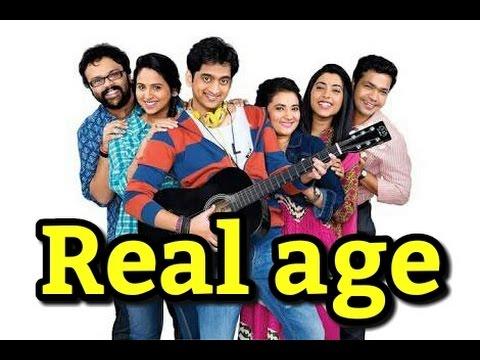 Dil Dosti Duniyadari Actors Real Age   Amey wagh   sakhi ghokhale   pooja thombre   Swanandi tikekar