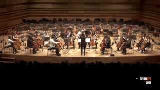 The Entertainer; Scott Joplin; Cellocyl 2013