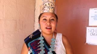 Miss Utah Navajo 2013-2014  Lavina Yellowman