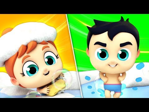 Bath Time Club | Bath song | Nursery rhymes songs for babies & children | Supreme kids video