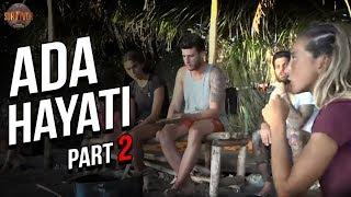 Adada Yaşananlar 2. Part   22. Bölüm   Survivor Türkiye - Yunanistan