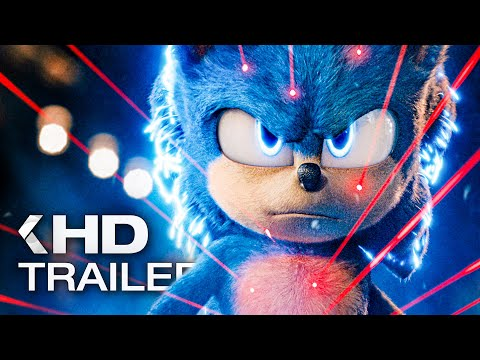 SONIC: The Hedgehog Trailer 2 (2020)