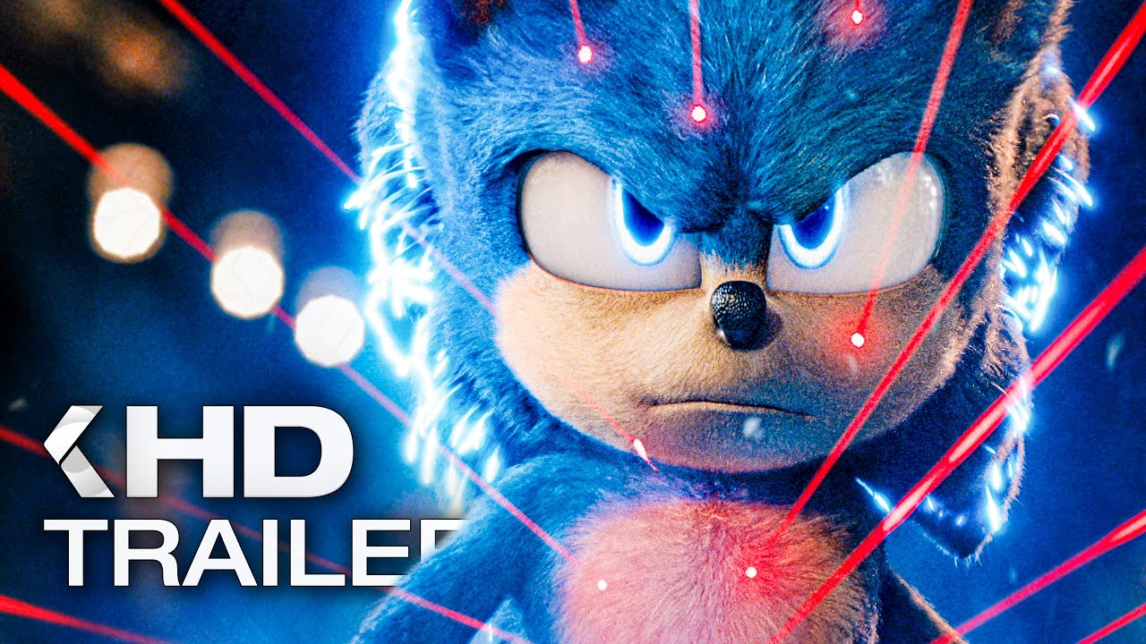 Sonic The Hedgehog Trailer 2 2020 Youtube
