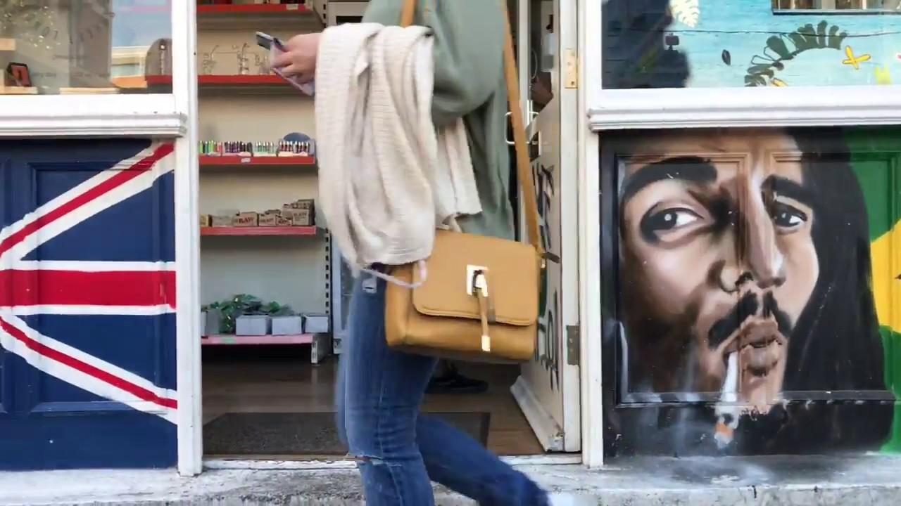East London Street Art Urban Curiosity Youtube
