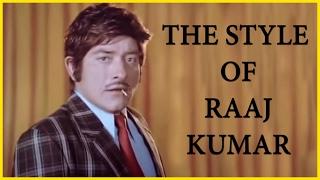 The Charismatic Raaj Kumar | Tabassum Talkies
