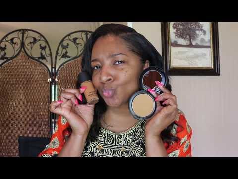 Mac NC55 Studio Fix Fluid Foundation & Powder