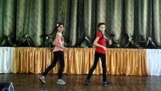 Танец под песню SHOW GIRLS......