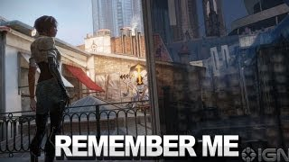 Remember Me  Edge Trailer