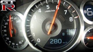 2011 Nissan GTR R35 (3.8L V6 Twin-Turbo 530hp) Launch Control, 0-10...