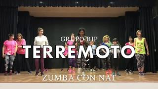 TERREMOTO -Grupo BIP/ZUMBA ( Dance video)