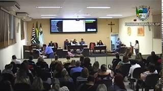 1ª Sessão Ordinária Mirim 2019