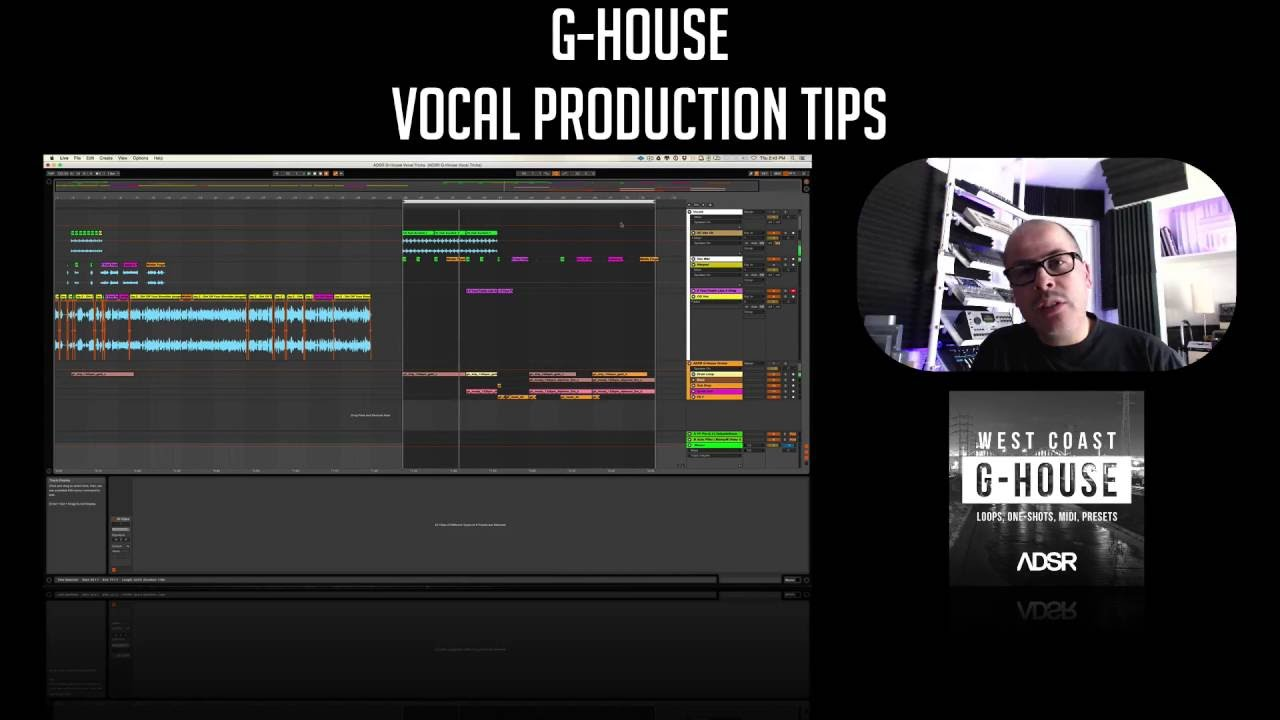 G house vocal sample tips tricks youtube for Classic house vocal samples