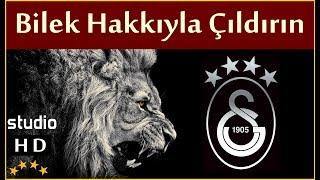 Bilek Hakkıyla Çıldırın (Stüdyo) / Galatasaray Marşları