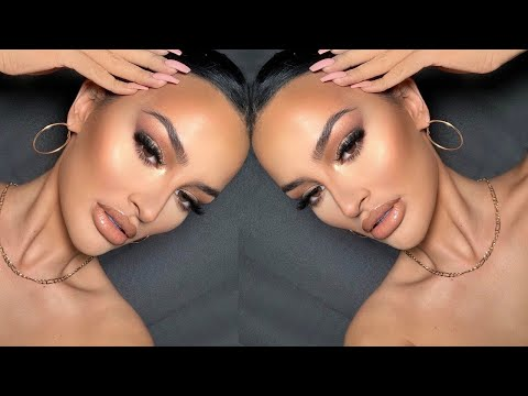ABSOLUTE FAVOURITE FULL BEAT MAKEUP TUTORIAL | HOLLY BOON