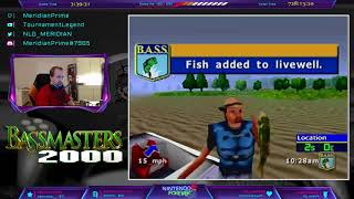 N64Ever / #190 - Bass Masters 2000 - Part 2