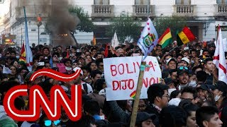 Bolivia en suspenso electoral mientras se espera por resultados definitivos