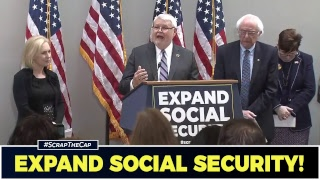 Sen. Sanders Introduces Bill to Expand Social Security