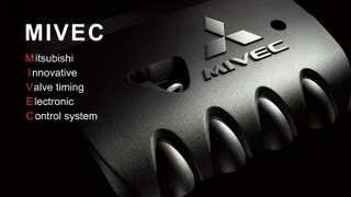MITSUBISHI The Mechanism of the New MIVEC