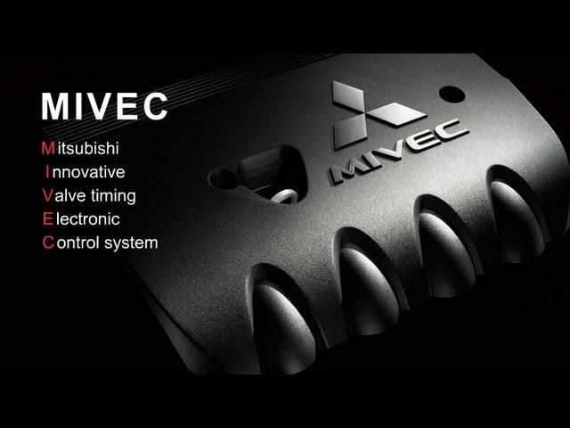 MIVEC Innovation MITSUBISHI MOTORS