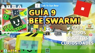 Bee Swarm Simulator, Royal Jelly and Tickets Locations, Focus Token, Roblox English Guide Tutorial 9