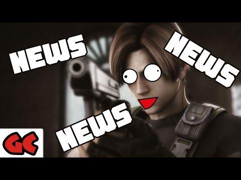 Capcom dreht ab! Gürkchen werden gegessen!   ACTION NEWS!