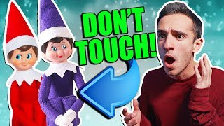 One of Culter35's most viewed videos: ELF ON THE SHELF IS REAL 7! DON'T TOUCH!
