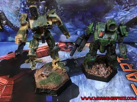 Battletech Tactics: Mech Variants |