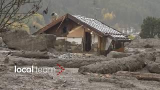 Disastro in Val di Sole, Dimaro devastata fango travolge case