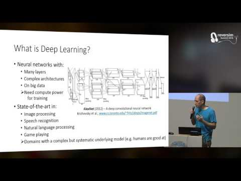 A shallow introduction to deep learning (Hebrew)