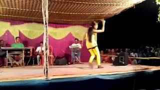 stage dance by hindi song