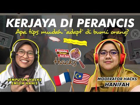 20 | Tip bertahan kerja di Perancis  selama 6 tahun. Jom HACKS!