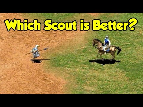 Eagle Scout vs Scout Cavalry