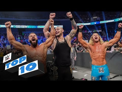 Top 10 Friday Night SmackDown moments: WWE Top 10, Jan. 10, 2020