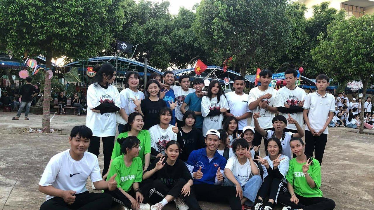 JOCE PIN•Trường THPT Nguyễn Du Chào Mừng Ngày 26/3👋!! Kéo Co Giửa Lớp Tôi Và Thầy Cô!!Good Chóp ??