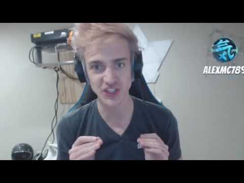 Ninja Gives Tips On How To Win At Fortnite