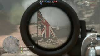 Battlefield 1 - Operations - Sinai Desert - Target Practice Part 1 (15-5)
