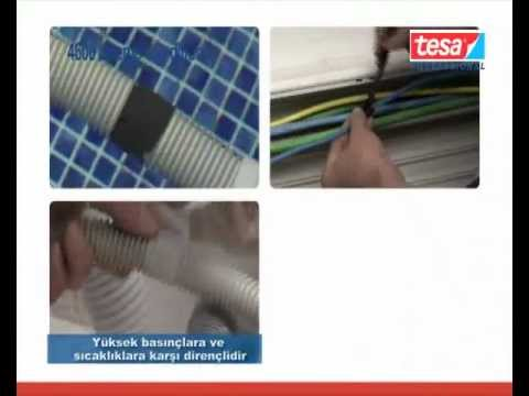TESA 4600 EXTREME CONDITIONS TAMİR BANTI.flv